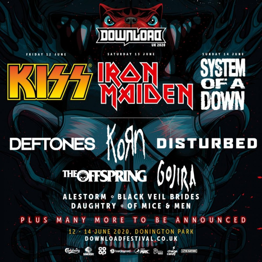 Iron Maiden Tour 2020 Usa.Iron Maiden Announce Two Uk Festival Shows For 2020