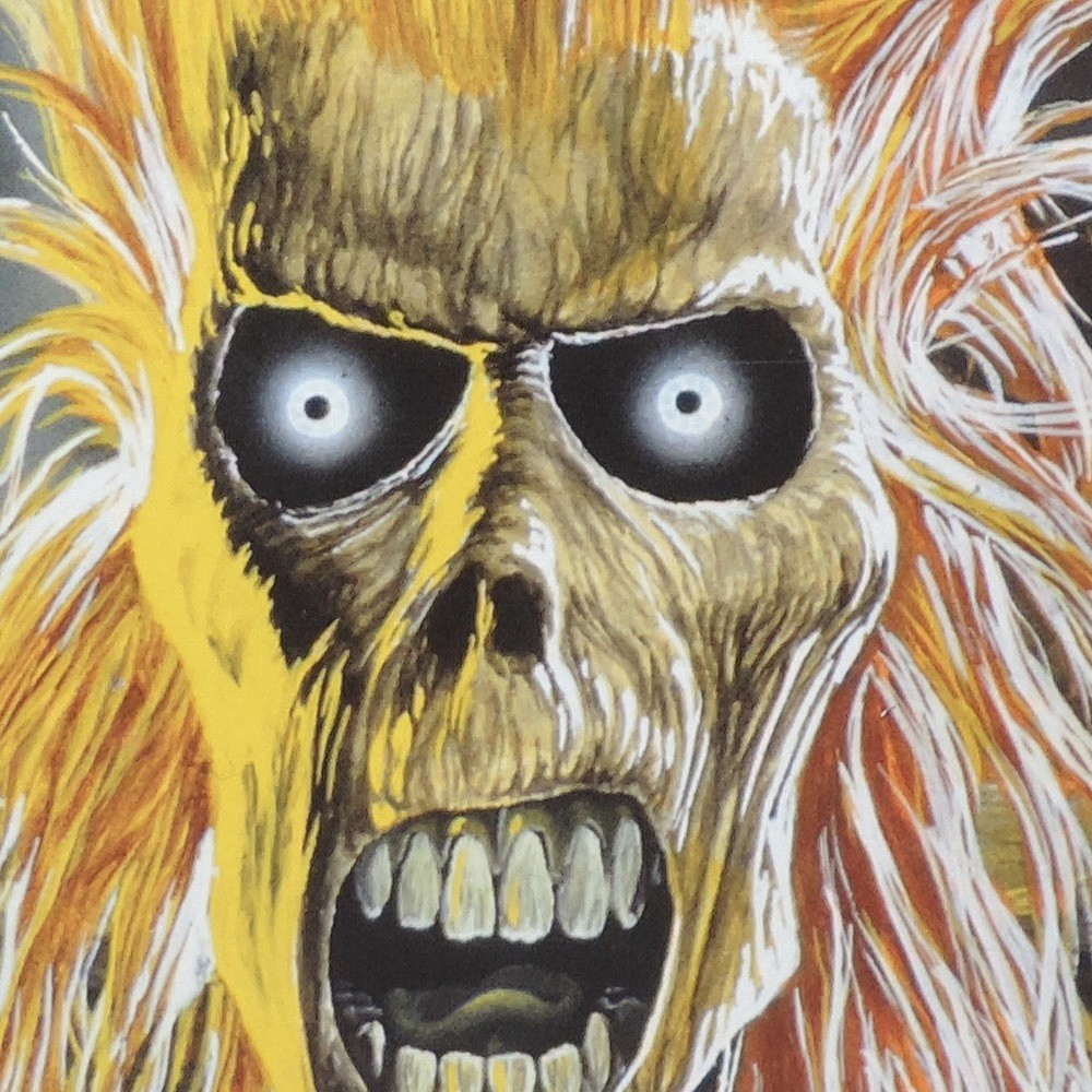 View Original Iron Maiden Eddie Art Wallpapers