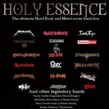Holy Essence live at Santan 03/01/2020