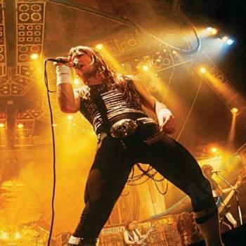 Ο Bruce σκεφτόταν να αποσυρθεί από τους Iron Maiden μετά το tour του Powerslave