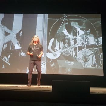 An evening with Bruce Dickinson στο Θέατρο Παλλάς
