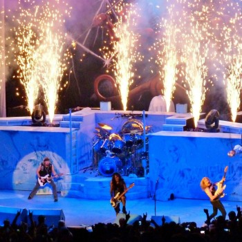 Maiden England World Tour