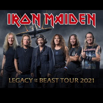 Legacy of the Beast Tour 2021