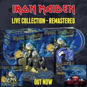 Κυκλοφόρησε το The Live Collection - Remastered