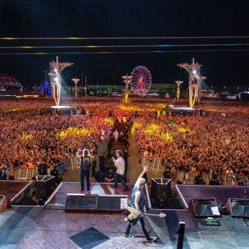 Δείτε online όλη την συναυλία των Iron Maiden στο Rock in Rio