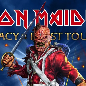 4 final dates added to the Legacy of the Beast European Tour 2021
