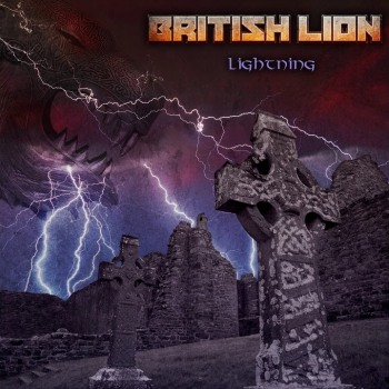 British Lion, καινούργιο single Lightning