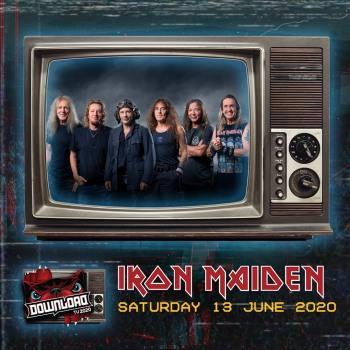 Οι Maiden headline στο Download TV