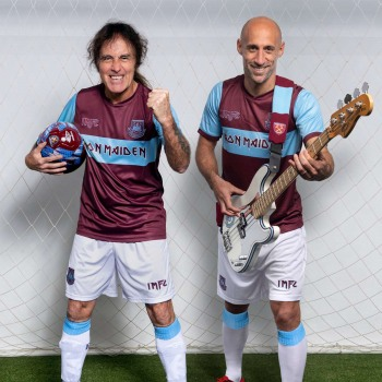 West Ham's new jersey will have the number of the beast on its back