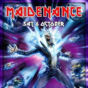 Iron Maiden the Greek FC και Maidenance στο Remedy 06/10/2018