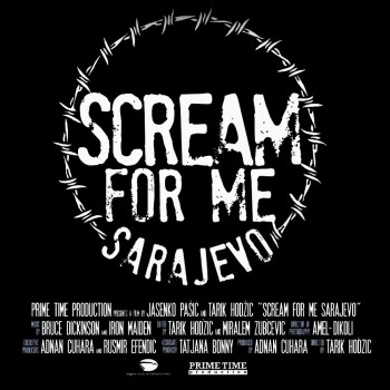 Scream for me Sarajevo - Το Trailer