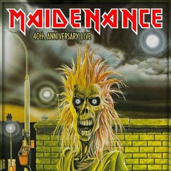 Iron Maiden Album 40th Anniversary με Maidenance στο Remedy