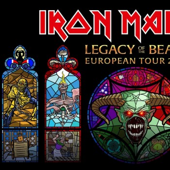 Legacy of the Beast European Tour 2018