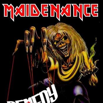 Iron Maiden the Greek FC και Maidenance στο Remedy 02/02/2019