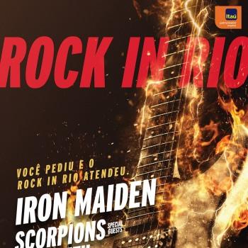 Οι Iron Maiden επιστρέφουν στο Rock in Rio 2019