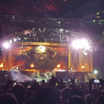 Relive the gig: Οι Iron Maiden live στην Αθήνα 20/07/2018