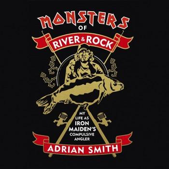 Έρχεται το βιβλίο του Adrian Smith Monsters of River & Rock