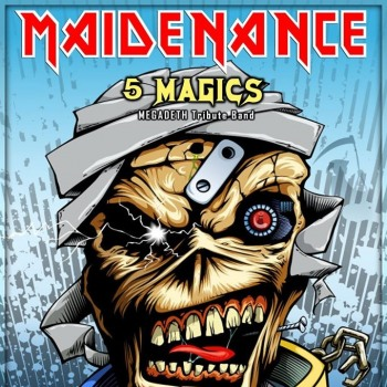 Iron Maiden the Greek FC and Maidenance at Remedy 07/06/2019