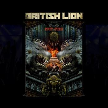 Νέο τραγούδι British Lion - Spit Fire
