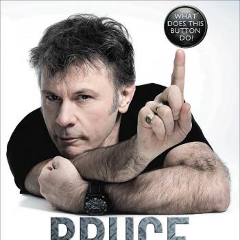 Όλη η περιοδεία του Bruce για το βιβλίο του 2018