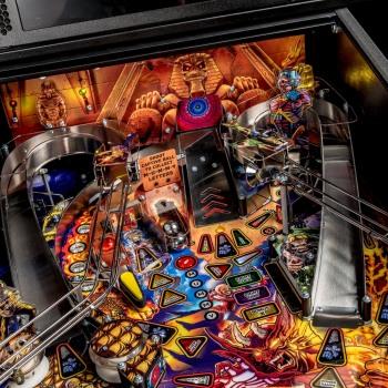 Stern Pinball - Iron Maiden Pro