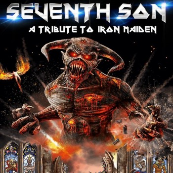 Seventh Son (a tribute to Iron Maiden ) 21/12 Τεχνόπολις Stage