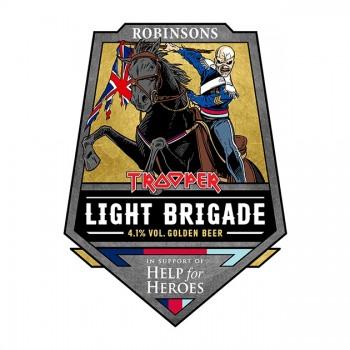 Νέα έκδοση της Trooper μπύρας, Light Brigade