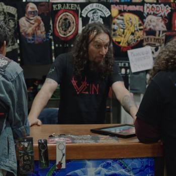 The Night of the Beast, εμπνευσμένη από τους Iron Maiden