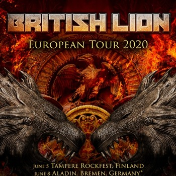 New summer dates for British Lion