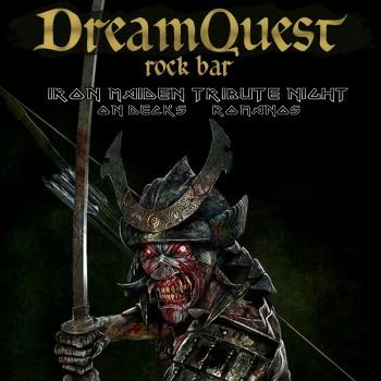 Iron Maiden Tribute Night στο Dream Quest 03/09/2021