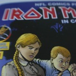 Hands On: Seventh Son of a Seventh Son Comic
