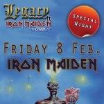 Iron Maiden Special night στο Legacy