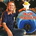 Nicko McBrain: We're a bit more refined with where we go with the tempos now