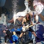 Θριαμβευτική επιστροφή των Iron Maiden!