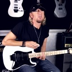 Adrian Smith talks about his signature guitar