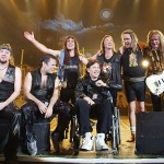 Iron Maiden quietly committed to helping Clive