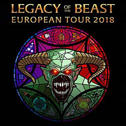 Legacy of the Beast World Tour